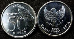 Indonesia - 50 Rupiah 1999 UNC Roll - Indonesia