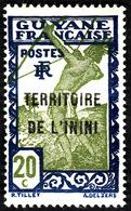 ININI  - YT  7  - Neuf Charnière - Inini (1932-1947)