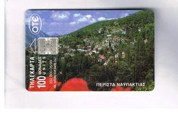 GRECIA (GREECE) -  1999 -  LANDSCAPE    - USED - RIF.   26 - Greece
