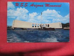 U.S.S. Arizona Memorial   Ref 2852 - Warships