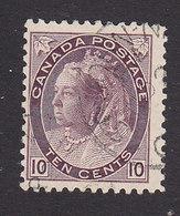 Canada, Scott #83, Used, Queen Victoria, Issued 1898 - 1851-1902 Reinado De Victoria