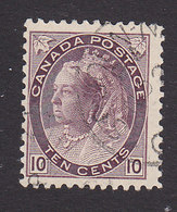 Canada, Scott #83, Used, Queen Victoria, Issued 1898 - 1851-1902 Reign Of Victoria
