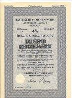AUTOMOBILE B M W 1942 - Automobile