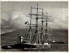 PASSAT  SEE BACK         +- 20 * 16 CM  REAL PHOTOGRAPH BOAT BARCO  BOAT Voilier - Velero - Sailboat - Barche