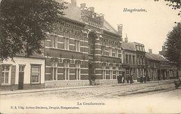 HOOGSTRAETEN - Gendarmerie - Animatie - Uitg. Arthur Declercq, Drogist - Rond 1910 - Hoogstraten