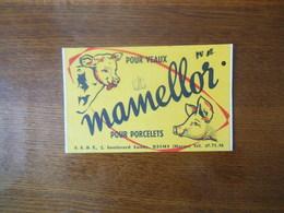 MAMELLOR POUR VEAUX POUR PORCELETS S.A.B.E. 2 BOULEVARD LUNDY REIMS MARNE - Farm