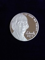2015 Proof Jefferson Nickel - Federal Issues