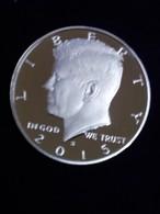 2015 Proof Kennedy Half Dollar - Federal Issues