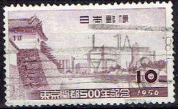 JAPAN # FROM 1956 STAMPWORLD 648 - Gebraucht