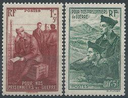 Lot N°41017  N°474-475,  NEUF Avec Trace De Charniéres Légères - Unused Stamps