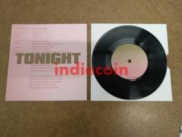 "45T BIG PINK, THE Tonight 2010 UK 7"" Single 4AD - Music & Instruments"