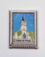 Fève église De Pange (Moselle) - Regions