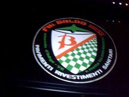 """Autocollant  Publicite  Entreprise Batiment FILLI BALDO  """" Pavimenti Rivestimenti Sanitari """" A Albaredo D Adige Italie - Stickers"""
