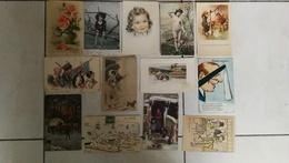 Beau Lot De 30 CPA Thème Illustrateurs / Illustrateur / Poulbot - Postcards