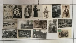 Beau Lot De 29 CPA Metiers Divers / Metier - Postcards
