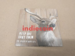 HELP SHE CAN'T SWIM The Death Of Nightlife 2007 UK CD LP Promo 12 Titres - Music & Instruments