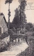 DUCLAIR-VUE SUR LA RIVIERE ET L'ANCIEN MOULIN - Duclair