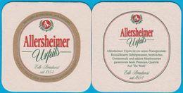 Brauerei Allersheim Holzminden Allersheim ( Bd 887 ) - Sous-bocks