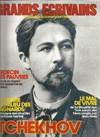 Revue Grands écrivains No 85 Tchekhov Env 2,50 - Altre (prima Del 1940)