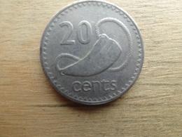 Fidji   20  Cents  1980  Km 31 - Fiji