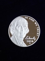2016 Proof Jefferson Nickel - Federal Issues