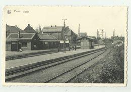 Puurs    *  Statie - Gare - Station - Puurs