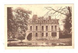 CPA 91 YERRES Chateau De Beauregard Vue Peu Commune - Yerres