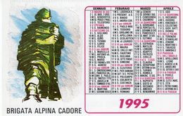 Brigata Alpina Cadore - 1995 - - Calendari