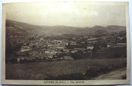 VUE GÉNÉRALE - LEYNES - Frankreich