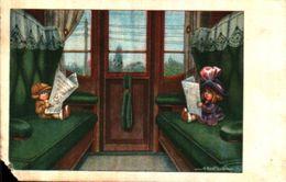 A Bertiglia - Wagon De Train - Bertiglia, A.