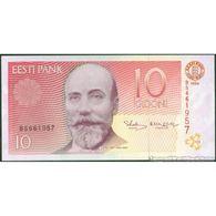 TWN - ESTONIA 77a - 10 Krooni 1994 Prefix BS UNC - Estonia
