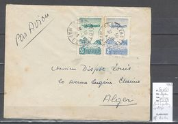 Maroc - Lettre De Port Lyautey - Affranchissement Avion -1945 - Marokko (1891-1956)