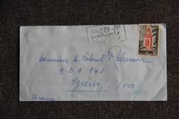Lettre D'ALGERIE ( ALGER ) Vers FRANCE - Algeria (1962-...)