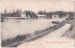 89. BRIENON. Quai Du Canal. 2526 - Brienon Sur Armancon