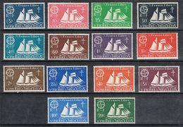SAINT-PIERRE-ET-MIQUELON N°296 A 309 N* - St.Pierre & Miquelon