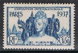 SAINT-PIERRE-ET-MIQUELON N°135 N* - Unused Stamps