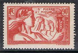 SAINT-PIERRE-ET-MIQUELON N°134 N* - Unused Stamps