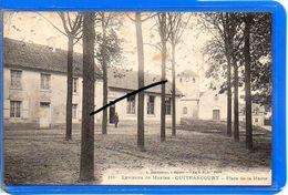 CPA 78 - GUITRANCOURT - Environs De Mantes - Place De La Maire - Guyancourt