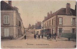 89. BRIENON. La Grande Rue N°2 - Brienon Sur Armancon