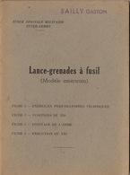 Lance Grenades à Fusil Modèle Américain - Libros, Revistas & Catálogos