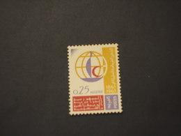 ALGERIA - 1963 CROCE ROSSA  - NUOVI(++) - Algeria (1962-...)