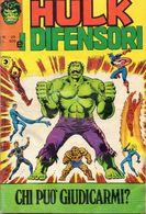Hulk E I Difensori - N. 29 1976 Editoriale Corno - Superhelden