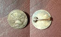 FRANCE - Insigne Badge COMBATTANTS NANGIS 1914 1918 - 1914-18