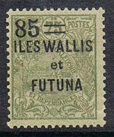 WALLIS-ET-FUTUNA N°33 N* - Ungebraucht
