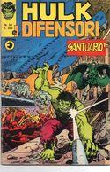 Hulk E I Difensori - N. 20 1975 Editoriale Corno - Superhelden