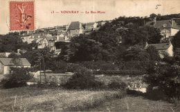 VOUVRAY LE BAS MONT - Vouvray