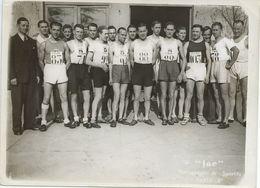 Photo De Presse - COURREURS à Pied / Athlétisme - Le 4/04/1943 - V3092 - Leichtathletik