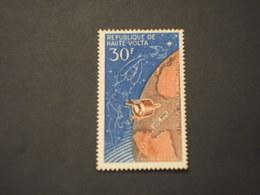 HAUTE VOLTA - P.A. 1965  TELECOMUNICAZIONI/COLOMBA.....  - NUOVI(++) - Alto Volta (1958-1984)