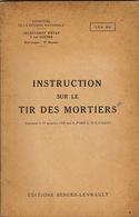 Cours Sur Le Tir De Mortier - Dokumente