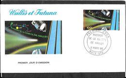 CAD    PREMIER JOUR  MATA - UTU - Wallis Y Futuna
